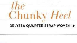 Delyssa Quarter Strap