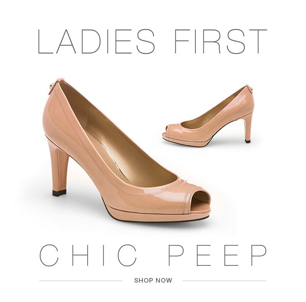 Ladies First, Chic Peep