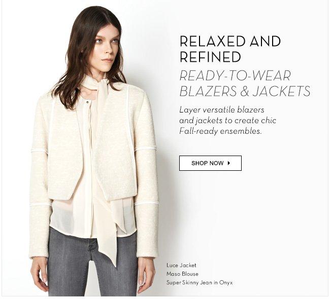 RTW Blazers and Jackets