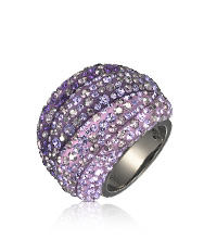 Appolon Amethyst Ring