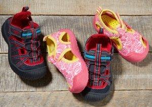 $17 & Under: Kids' Shoes