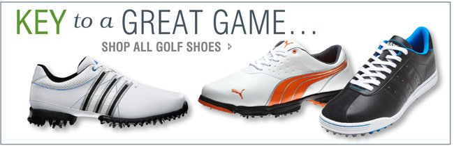 Shop All Golf Shoes