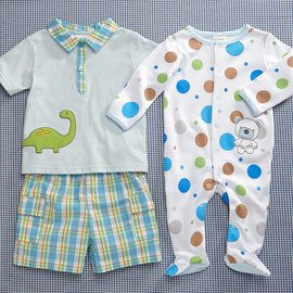 Oh Boy: Infant Apparel