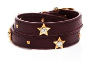 THE GOTHAM STARS DOUBLE WRAP BRACELET