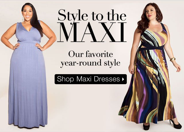 Shop Maxi Dresses - Our Favorite Year Round Style