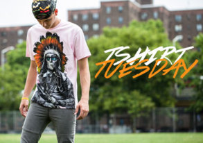 Shop T-Shirt Tuesday: Best of the Month