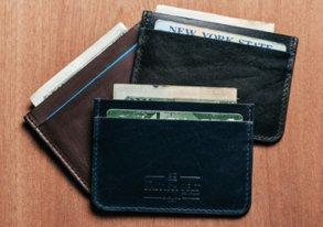 Shop Men's Essentials: Wallets & Belts