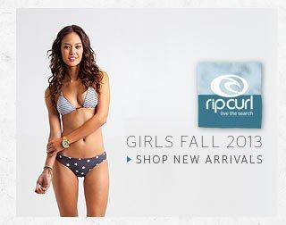 Rip Curl - Girls Fall 2103 - Shop New Arrivals