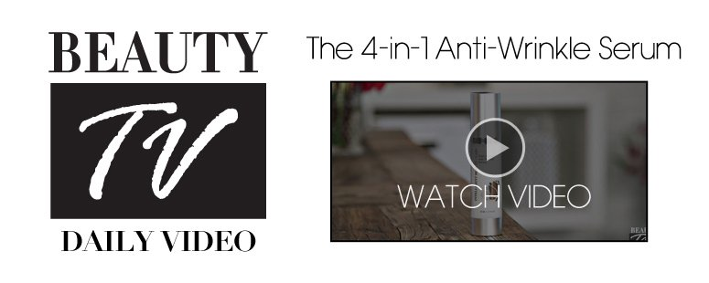 Intelligent Beauty Lab's Reveal High Potency Anti-Wrinkle Serum The 4-in-1 anti-aging serum to leave your skin looking younger, smoother and healthier!  Watch Video>>