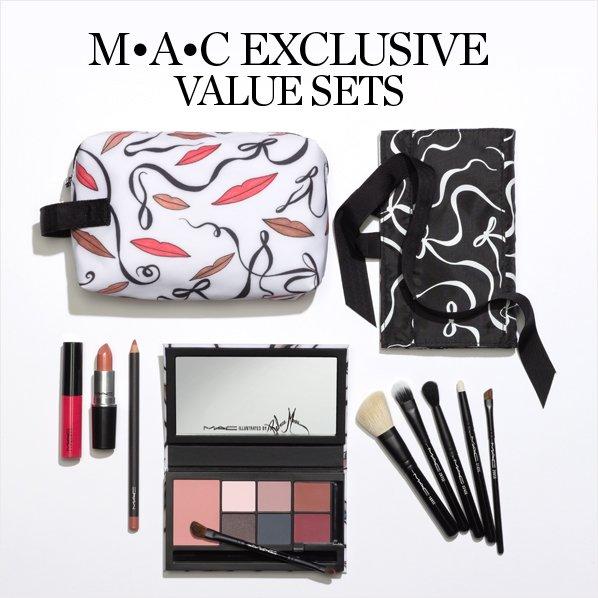 M•A•C EXCLUSIVE VALUE SETS