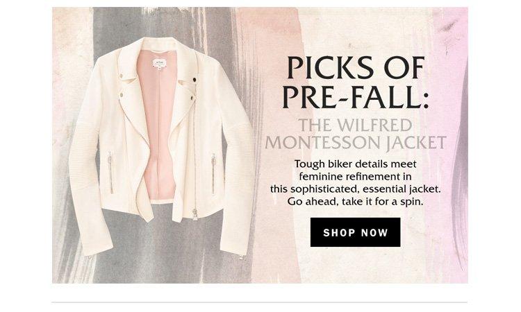 Picks of Pre-fall
