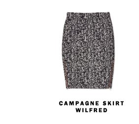 Wilfred Campagne Skirt