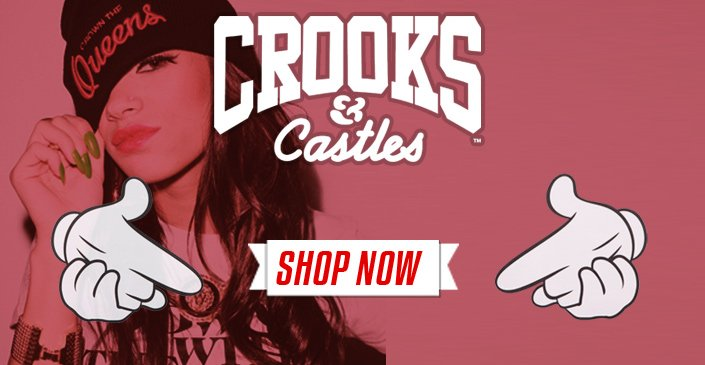 Click for access to new Crooks!