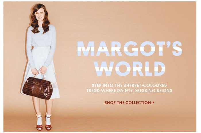Margot's world - Shop the collection