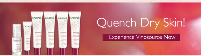 Quench Dry Skin! Experience Vinosource Now