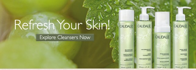 Refresh Your Skin! Experience Cleansers Now