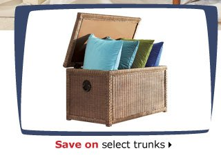 Save on select trunks