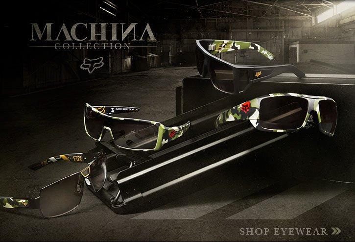New Machina Eyewear Collection