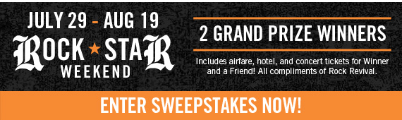 Enter Sweepstakes Now!