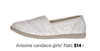 Arizona candace girls' flats $14 ›
