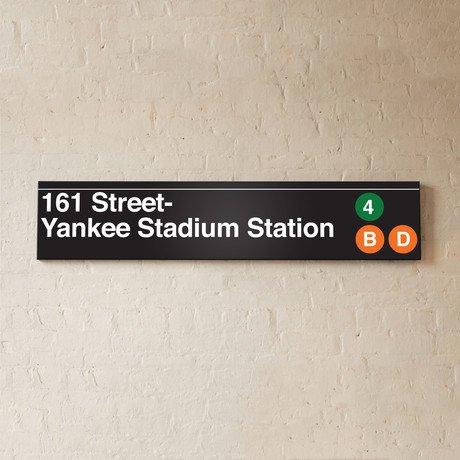161 Street-Yankee Stadium Sign