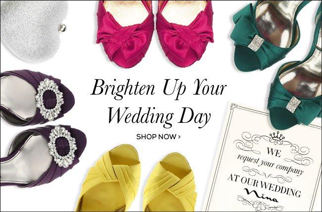 Bright. Bold. Beautiful Wedding
