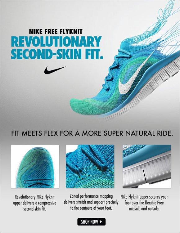 Women's Nike Free Flyknit