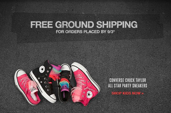 All Star Party Sneakers