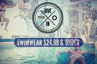Swimwear $24.99 and Under