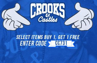 Select Items: Buy 1, Get 1 Free