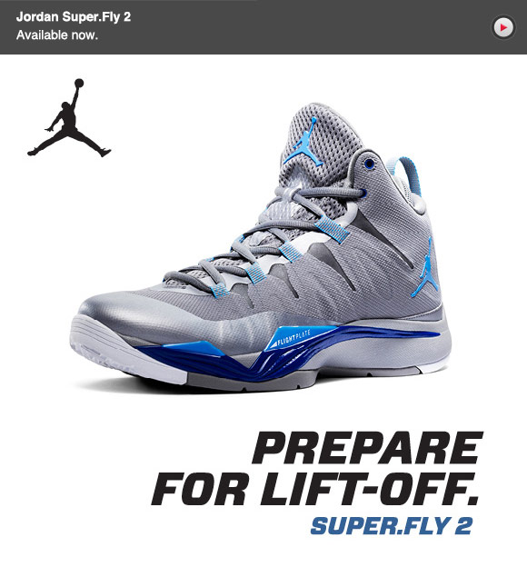 Jordan Superfly II