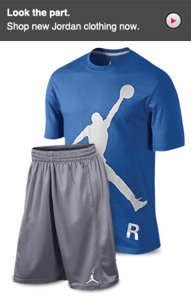 Jordan Clothing