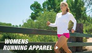 Shop Womens Running Apparel - Promo D