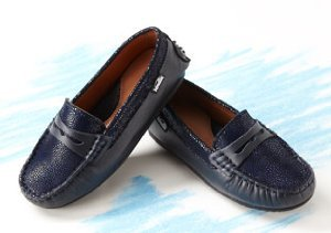 Casually Chic: Kids' Moccasins