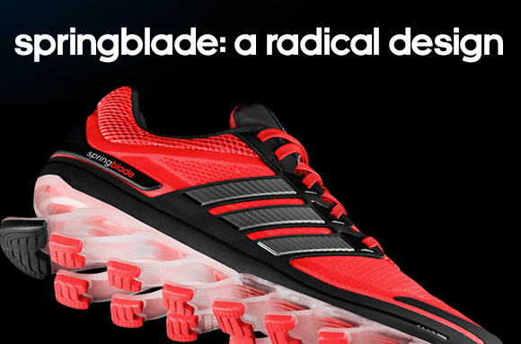 springblade: a radical design