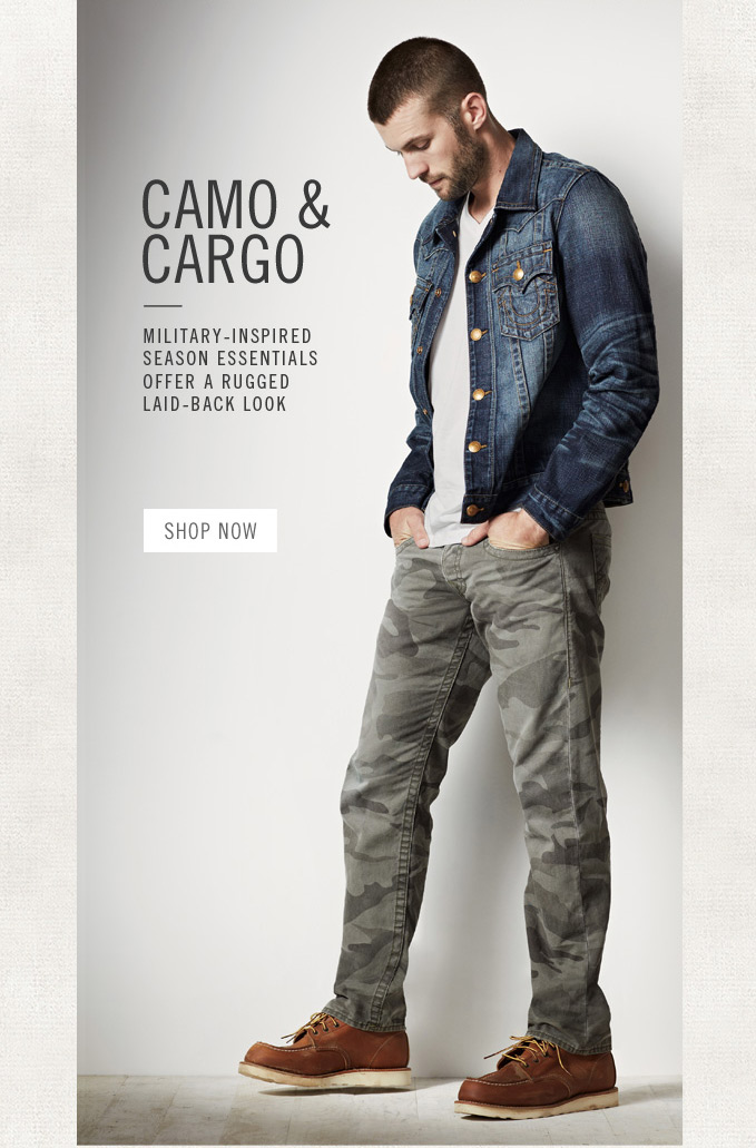 Camo & Cargo