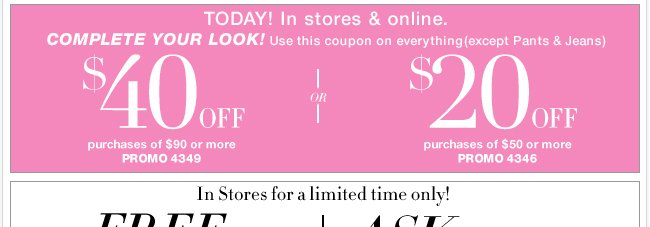 Save with your new coupon!