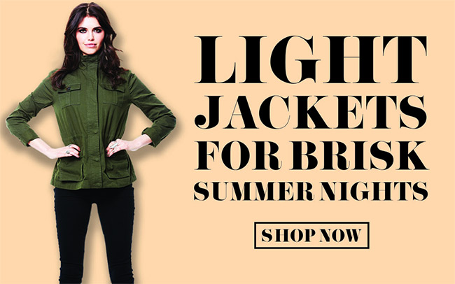 Light Jackets