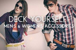 Men's & Women's Accessories