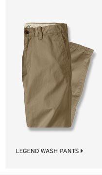 Classic Fit Legend Wash Chino Pants