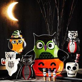 Boston Warehouse: Halloween