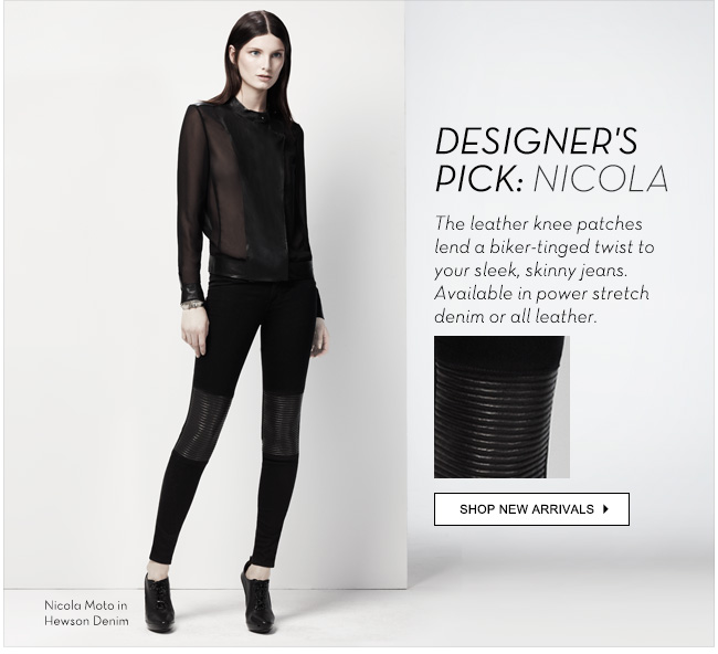 Designer's Pick: Nicola