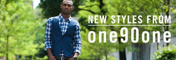 Shop New Styles from One90One