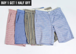 Shop Summer Shorts Clearance Event