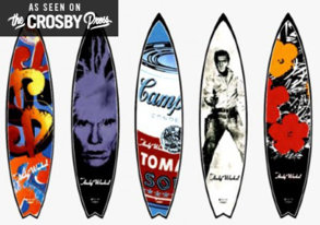 Shop Send Warhol, Guns & Monroe: Warhol Surf at Stolenspace