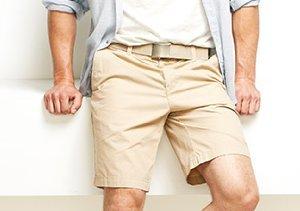 Summer Staple: Shorts