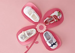 Flower Power: Girls' Floral Shoes
