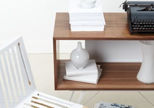 Simply Zen: Chairs, Tables & More
