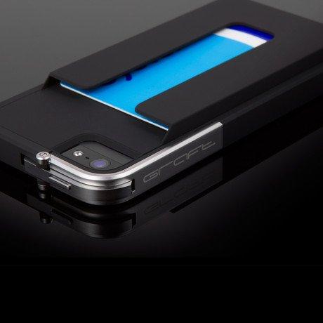 Leverage + Credit Card Holder Backplate // iPhone 5