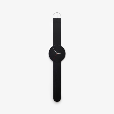 Watch Clock // Black